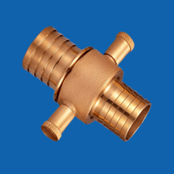 Bronze Fire Hose Couplings