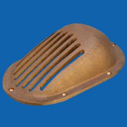 Filtros de casco de bronze Filtros de concha marítimaBronze Hull Strainers Marine Sea Scoop Strainers