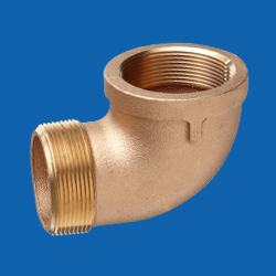 Bronze Pipe fittings – Reducing Elbows Threaded Elbows