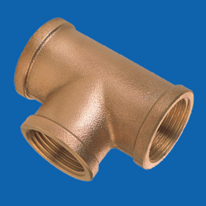 Bronze Pipe Fittings Tees