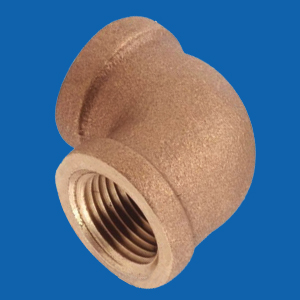 Bronze Fittings Reducing Elbows Threaded Elbows