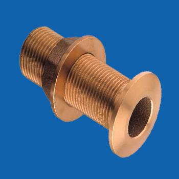 Bronze Skin Fitting Marine Hull Fittings