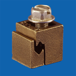 Bronze Vise Clamps