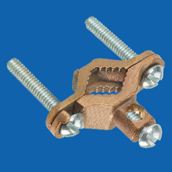 Ground Pipe Clamps