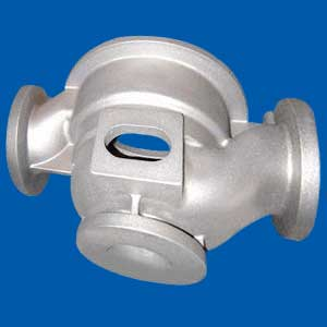 Stainless Steel Pump Parts Components