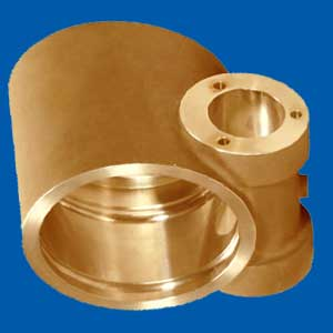 Brass Shell Moulding Parts
